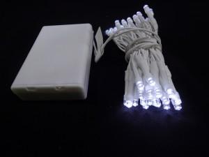 Lampki na baterie