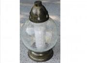 ZNICZ-LAMPION-SZKLO-KULA-MROZONA-KOLORY-Marka